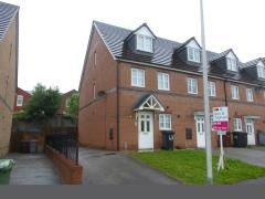 Thumbnail 3 bed property to rent in Merlin Road, Birkenhead, Merseyside