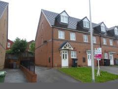 Thumbnail 3 bed property to rent in Merlin Road, Birkenhead, Merseyside
