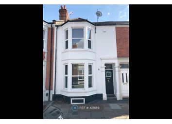 Thumbnail 3 bedroom terraced house to rent in Cedar Road, Northampton