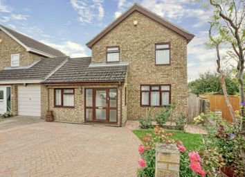 Thumbnail 3 bed link-detached house for sale in Edinburgh Drive, Eaton Socon, St Neots