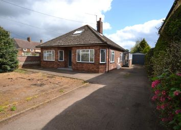 Thumbnail 3 bed detached bungalow for sale in Church Crofts, Manor Road, Dersingham, King's Lynn