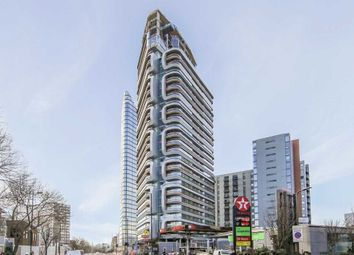 Thumbnail 2 bed flat to rent in City Rd, Canaletto Tower, London