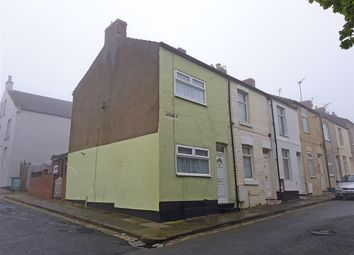 Thumbnail 2 bed end terrace house for sale in Jackson Street, Brotton, Saltburn-By-The-Sea