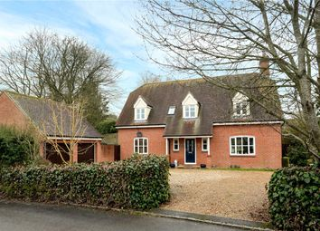 Thumbnail 5 bed detached house for sale in Green Farm Rise, Froxfield, Marlborough, Wiltshire