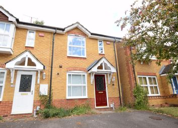 2 bed end terrace house for sale in Silvester Way, Church Crookham, Fleet GU52