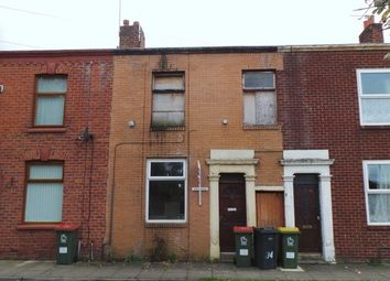Thumbnail 3 bedroom terraced house for sale in Fitzgerald Street, Preston