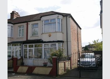 Thumbnail 3 bed end terrace house for sale in St. James Road, Mitcham