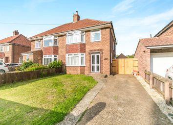 Thumbnail 3 bed semi-detached house for sale in Highfield Road, Ipswich