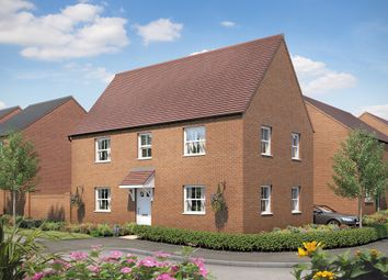 """4 bed detached house for sale in """"The Montpellier"""" at Longford Park Road, Bodicote, Banbury OX15"""