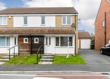 Thumbnail 3 bedroom semi-detached house for sale in Timothy Court, Stockton-On-Tees