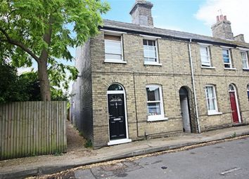 Thumbnail 3 bed end terrace house for sale in Montagu Road, Huntingdon