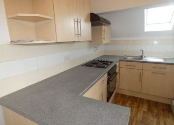 Thumbnail 1 bed flat to rent in Top Floor Flat Balmoral Road, Lancaster