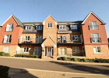 3 Edward Court, Eden Road, Dunton Green, Sevenoaks, Kent TN14. 2 bed flat for sale