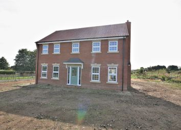 Thumbnail 4 bed detached house for sale in Cambridge Crescent, Brookenby