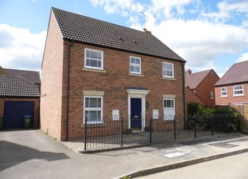Thumbnail 4 bed detached house for sale in Chelsea Road, Aylesbury