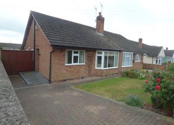 Thumbnail 2 bedroom bungalow for sale in Norfolk Road, Wigston, Leicestershire