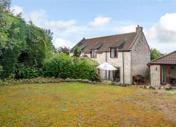 Thumbnail 4 bed detached house for sale in Bath Road, Farmborough, Bath, Somerset