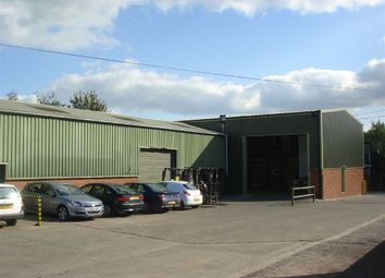 Thumbnail Light industrial for sale in Bramshall Industrial Estate, Uttoxeter, Staffordshire