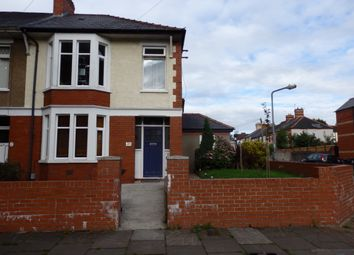 Thumbnail 3 bed end terrace house for sale in College Road, Cardiff