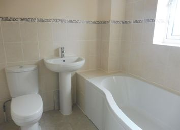 Thumbnail 1 bed terraced house to rent in Primatt Crescent, Shenley Church End, Milton Keynes