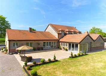 Thumbnail 5 bed detached house for sale in West End, Waltham St. Lawrence, Reading, Berkshire