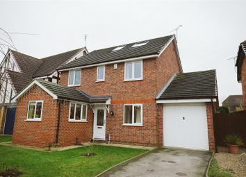 Thumbnail 4 bed detached house for sale in Tilberthwaite Close, Gamston, Nottingham