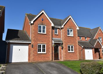 Thumbnail 4 bed detached house for sale in Eager Way, Exminster, Near Exeter
