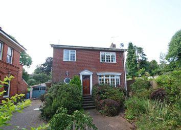 Thumbnail 3 bed detached house for sale in The Avenue, Tiverton