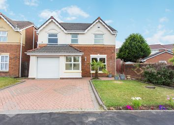 Thumbnail 4 bed detached house for sale in Balmore Close, Bolton