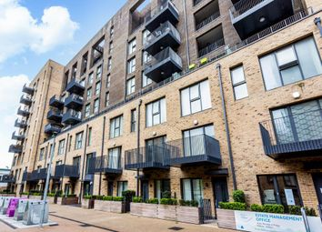 Thumbnail 1 bedroom flat for sale in 15 Bolinder Way, Bow, London