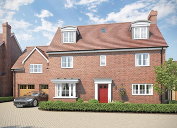 Thumbnail 5 bed detached house for sale in Beaulieu Oaks, Regiment Way, Chelmsford, Essex