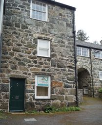 Thumbnail 2 bed flat to rent in Cader Road, Dolgellau