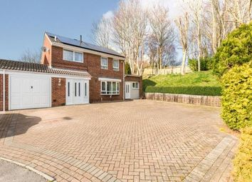 Thumbnail 4 bed detached house for sale in Allbrook Knoll, Eastleigh