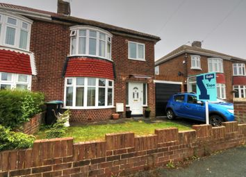 Thumbnail 2 bed semi-detached house for sale in Burdon Crescent, Seaham