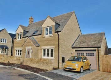 Thumbnail 4 bed detached house to rent in Pips Field Way, Fairford, Gloucestershire