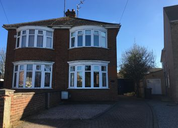 Thumbnail 3 bed semi-detached house for sale in Carleton Crest, Walton, Peterborough