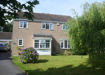 Thumbnail 4 bed detached house for sale in Ridge Way, Shaftesbury