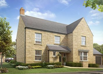 "Thumbnail 5 bed detached house for sale in ""Manning"" at Warminster Road, Beckington, Frome"