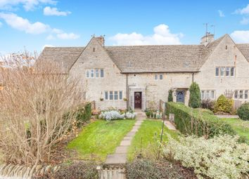 Thumbnail 3 bed terraced house for sale in Filkins, Lechlade, Oxfordshire