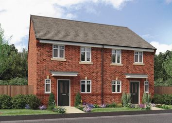 "Thumbnail 3 bedroom semi-detached house for sale in ""Hawthorne"" at Ruby Lane, Mosborough, Sheffield"