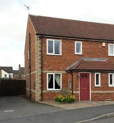 Thumbnail 3 bed semi-detached house for sale in Kendrick Close, Coalville