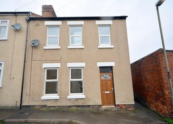 Thumbnail 3 bed end terrace house for sale in Catherine Street, Brampton, Chesterfield