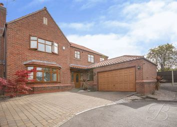 5 bed detached house for sale in The Gables, Forest Town, Mansfield NG19