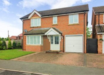 Thumbnail 5 bedroom detached house for sale in Churchill Close, Ashby-De-La-Zouch