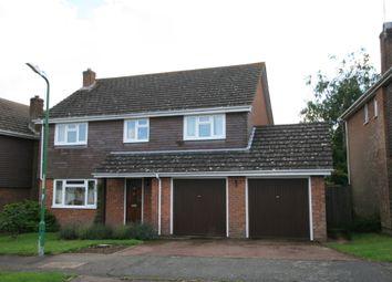 Thumbnail Detached house to rent in Mountbatten Way, Brabourne Lees, Ashford, Kent