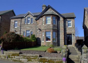 Thumbnail 3 bed semi-detached house for sale in Glendale Road, Wooler, Northumberland