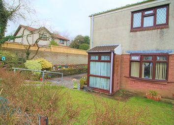 Thumbnail 2 bed semi-detached house for sale in Tir Newydd, Llwynhendy, Llanelli