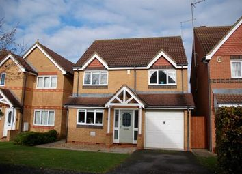 Thumbnail 4 bedroom detached house for sale in Burrows Vale, Brixworth, Northampton