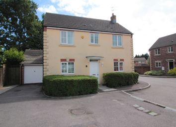 Thumbnail 3 bed detached house for sale in Wicken Close, St Mellons