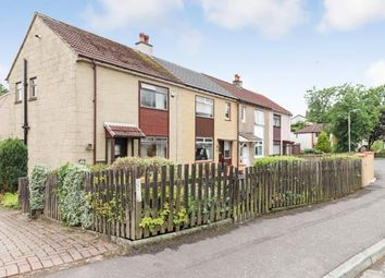 Thumbnail 2 bed end terrace house for sale in Montgomery Avenue, Beith, North Ayrshire, .